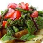 Spargel-Kartoffel-Salat