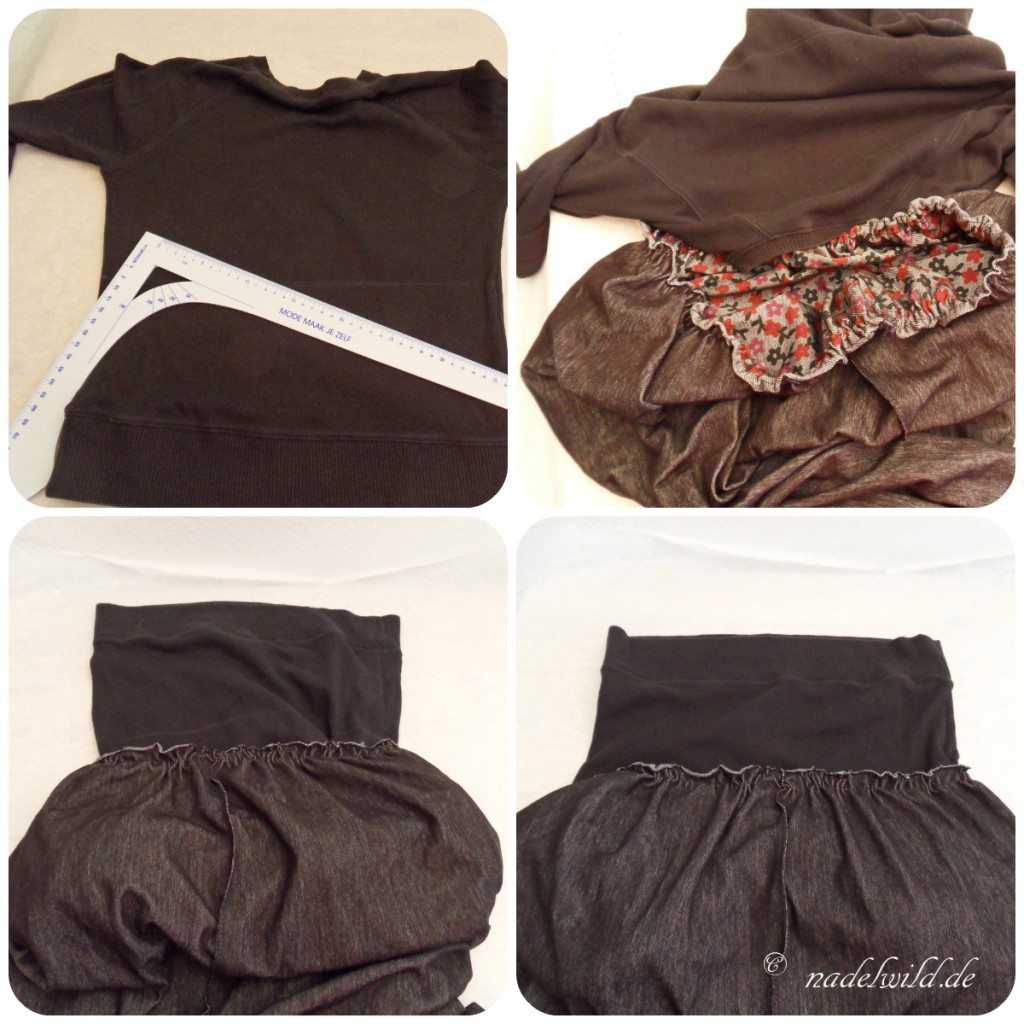 buy popular 0de51 1b118 ReFashion: Nähanleitung für ein Kleid