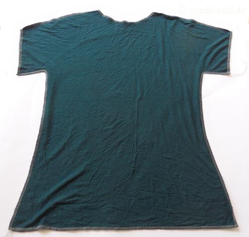 T Shirt selber nähen Schritt 7