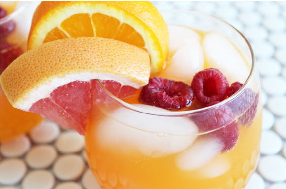 Orange Grapefruit Mocktail